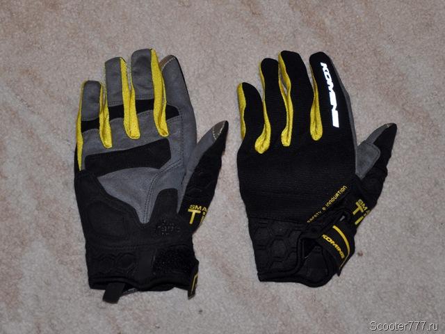 Перчатки Komine GK-121