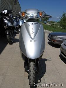Honda New Dio AF-62