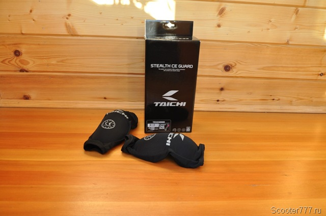 Локтевая защита RS Taichi Stealth CE Elbow guard