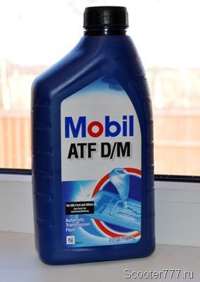 Mobil ATF D/M Dexron-III