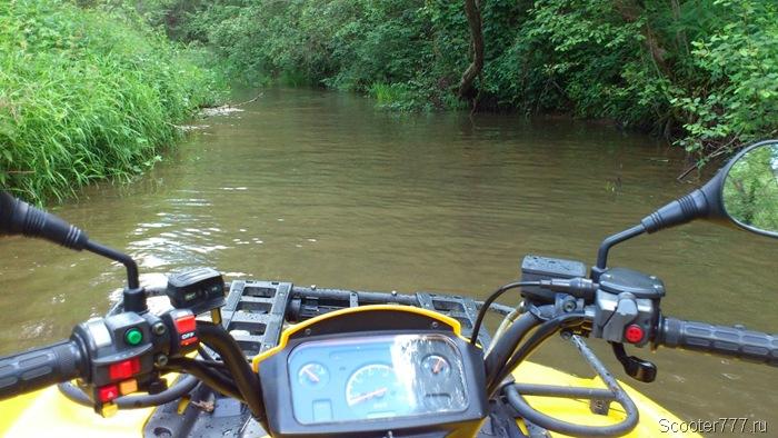 Вдоль по реке