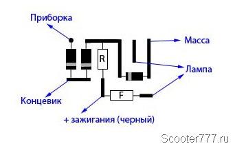 Схема платы