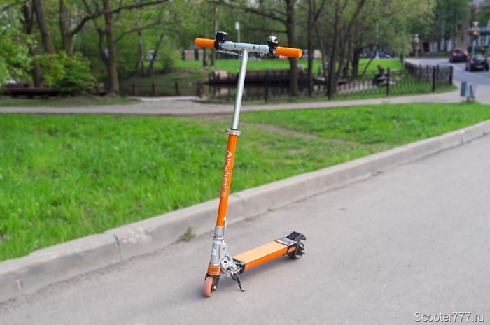 Электросамокат Airwheel Z8