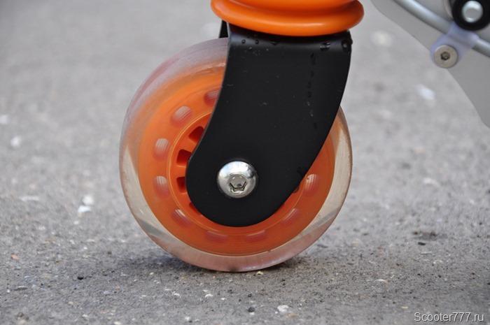 Прозрачное колесо