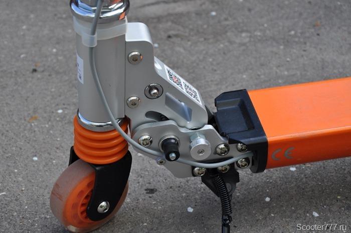 Механизм складывания Airwheel Z8