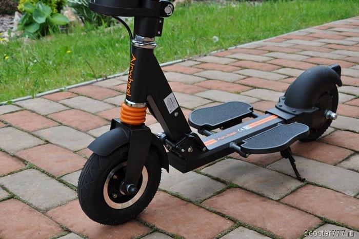 Airwheel Z3T крупным планом