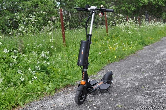 Внешний вид Airwheel Z3T