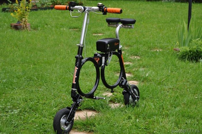 Электровелосипед Airwheel E3