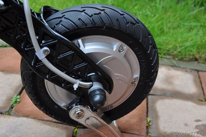 Заднее мотор-колесо