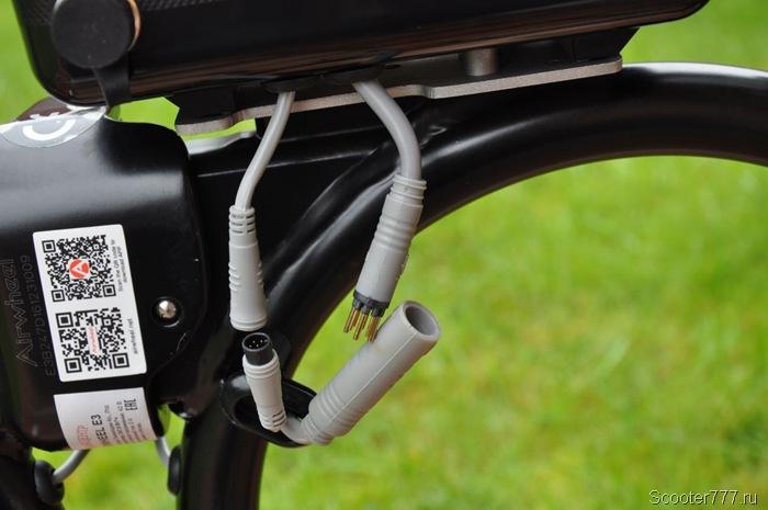 Разъёмы кабелей