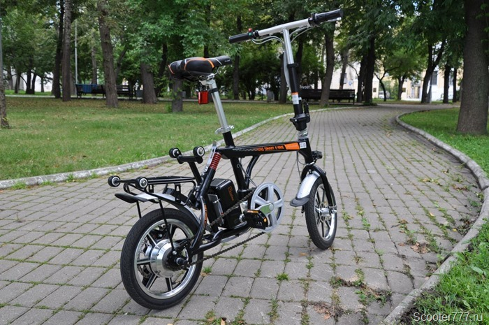Электровелосипед Airwheel R3