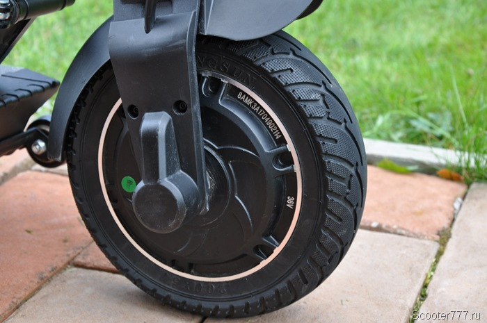 Мотор-колесо мощностью 350 Вт