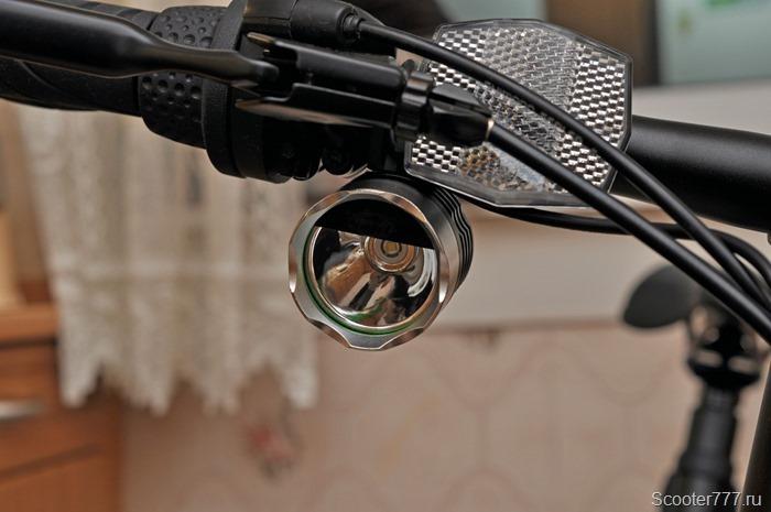 Фонарь на велосипеде Xiaomi QiCYCLE