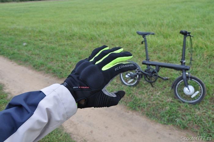 Перчатки Komine