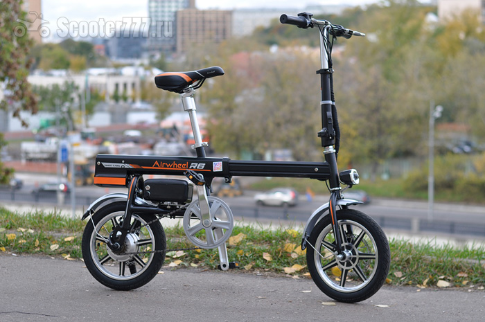 Электровелосипед Airwheel R6