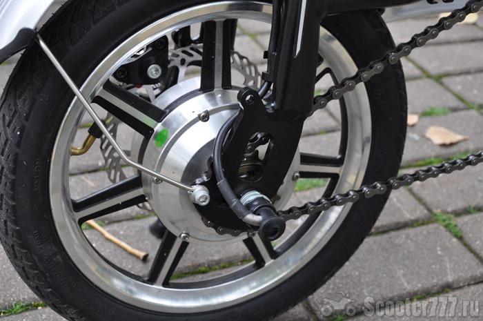 Мотор-колесо R6