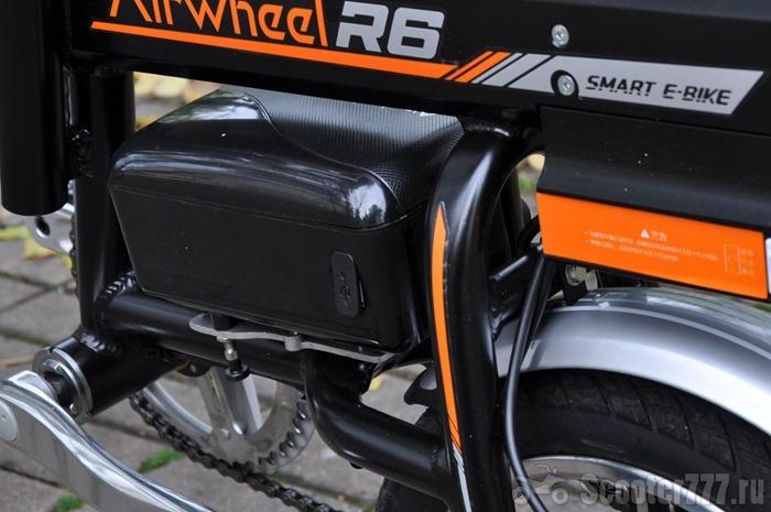 Батарейный блок Airwheel R6