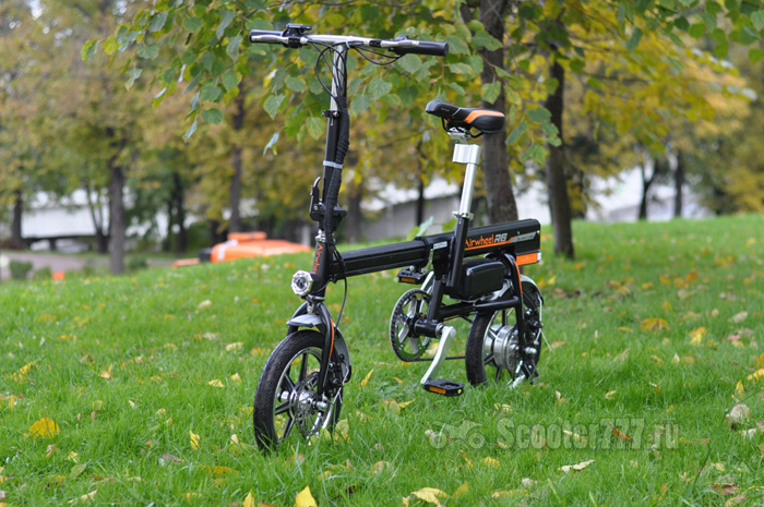 Электровелосипед Airwheel R6