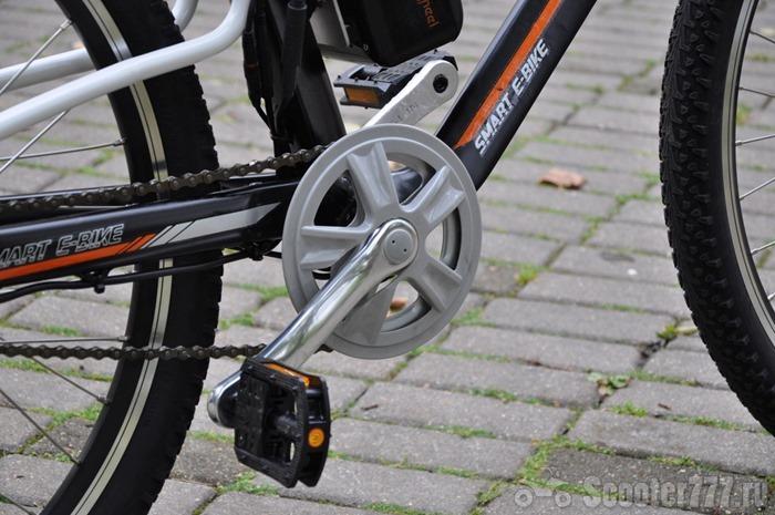 Педальный узел Airwheel R8