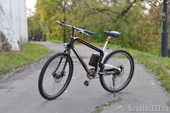 Электровелосипед Ariwheel R8