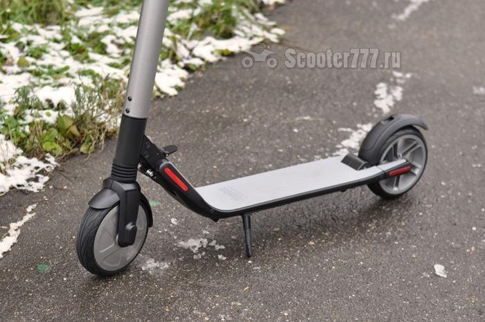 Дека KickScooter ES2