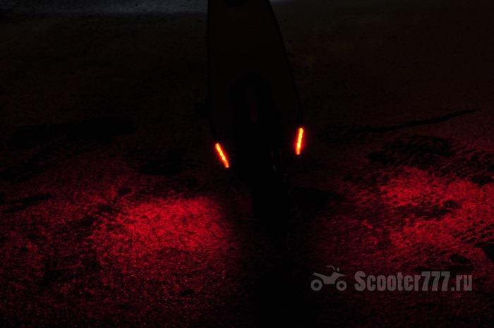 Габариты в темноте