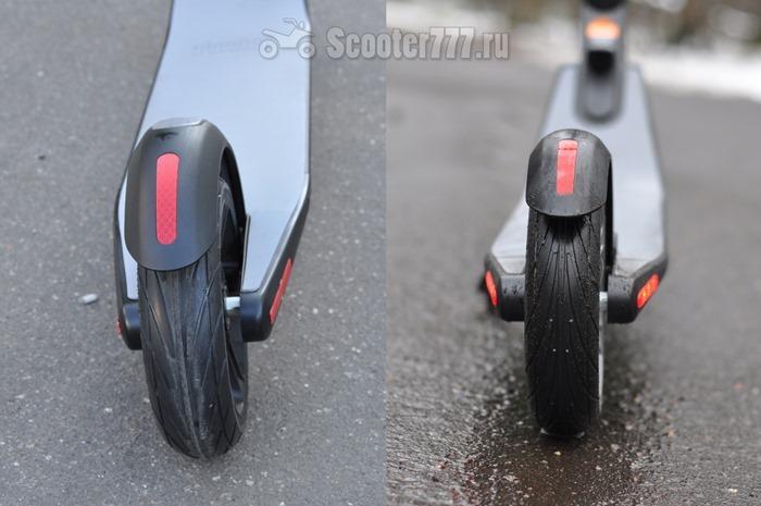 Обзор Ninebot KickScooter ES2: алюминиевый красавец | Живи и