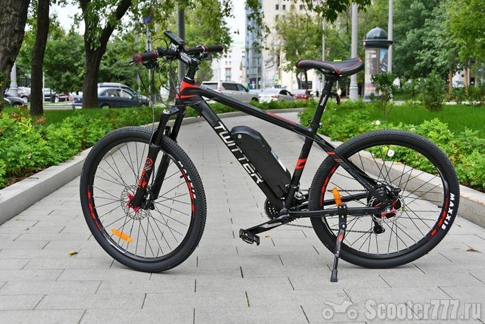 Велосипед Twitter Mantis E1