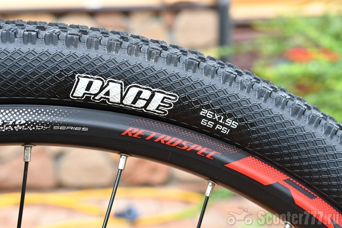 Шины MAXXIS PACE