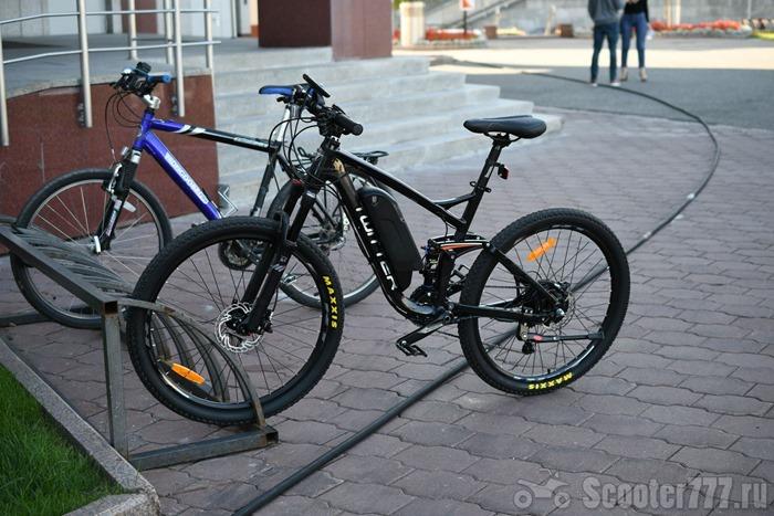 Велосипед Twitter AM26-E1