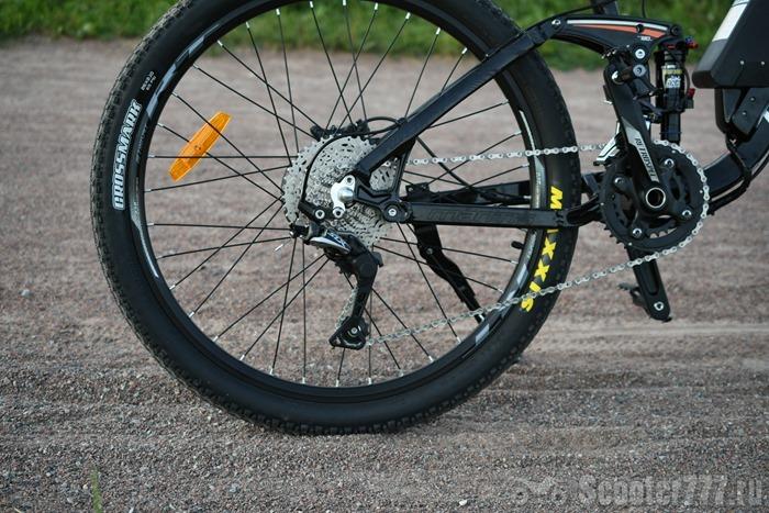 Мелогравийная велодорожка