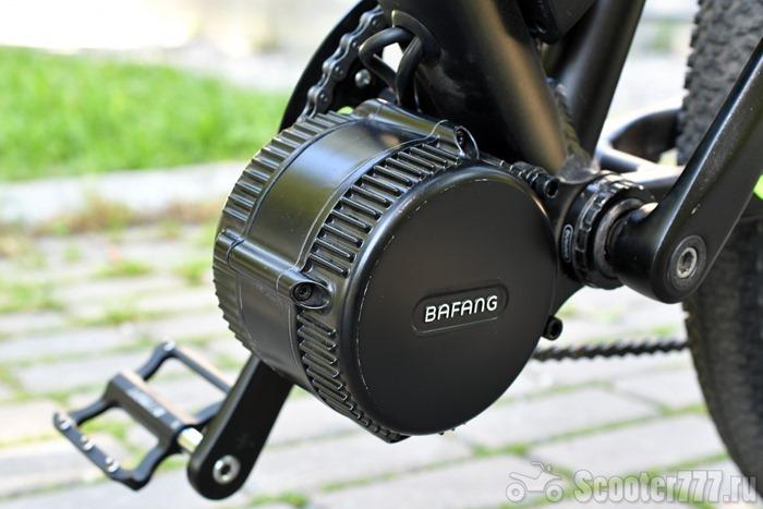 Кареточный мотор Bafang