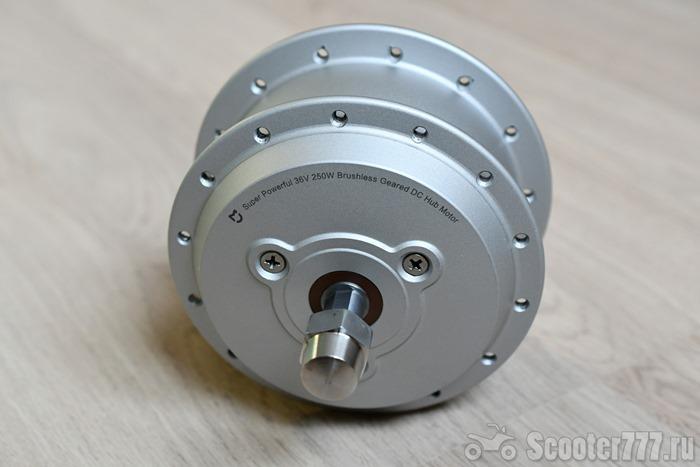 Мотор QiCycle