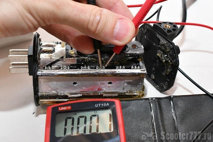 Прозваниваем транзисторы
