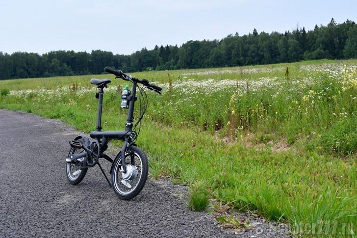 Природа и велосипед