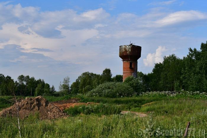 Старая башня
